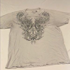 Aqua Men's Fashion T shirt size Large